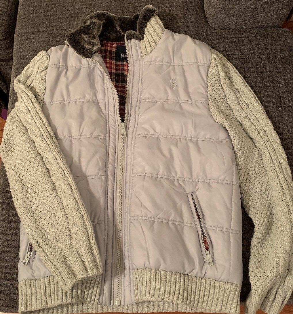 BUFFALO DAVID BITTON Full Zip Coat