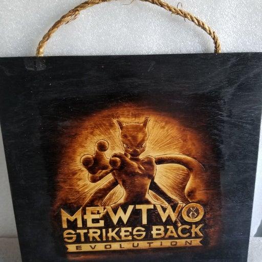 Nintendo Mewtwo Strikes Back Evolution