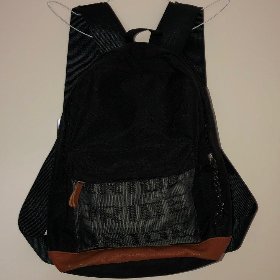 Bride Recaro Race-Strap Backpack