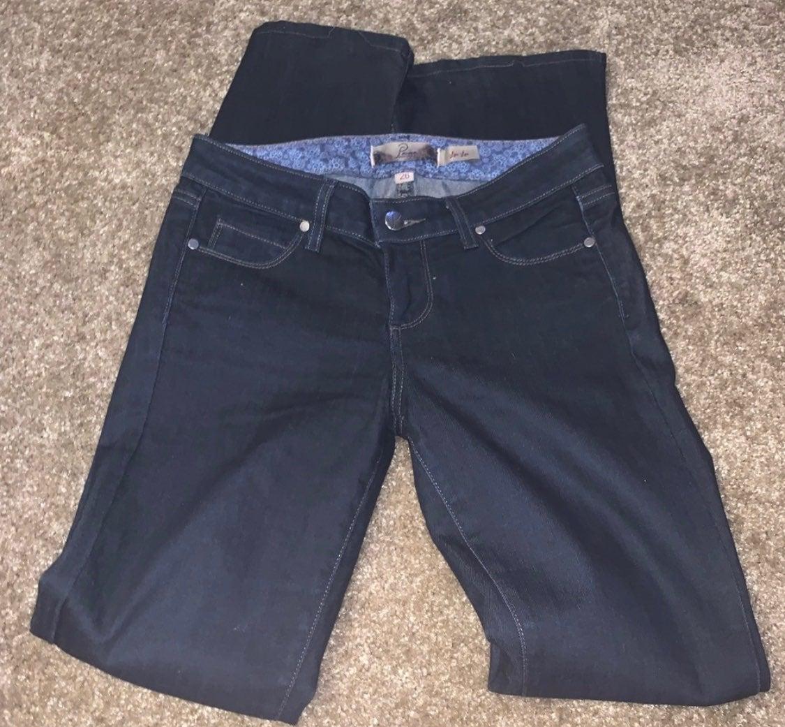 Paige Lou Lou jeans size 26, inseam 32,