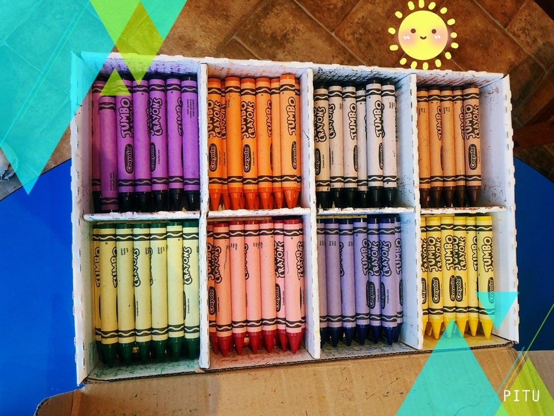 Crayola Classpack Jumbo Crayons