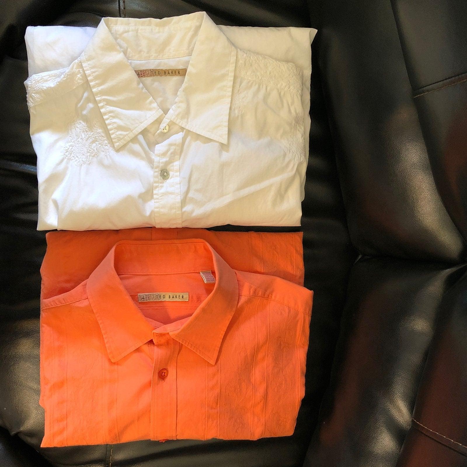 Men's Ted Baker Dress Shirts