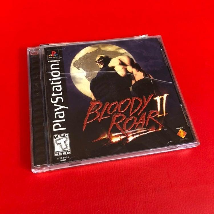 Bloody Roar 2 - Playstation (PS1)