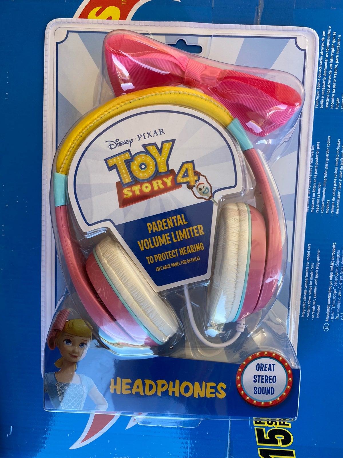Toy Story Bo Beep Headphones