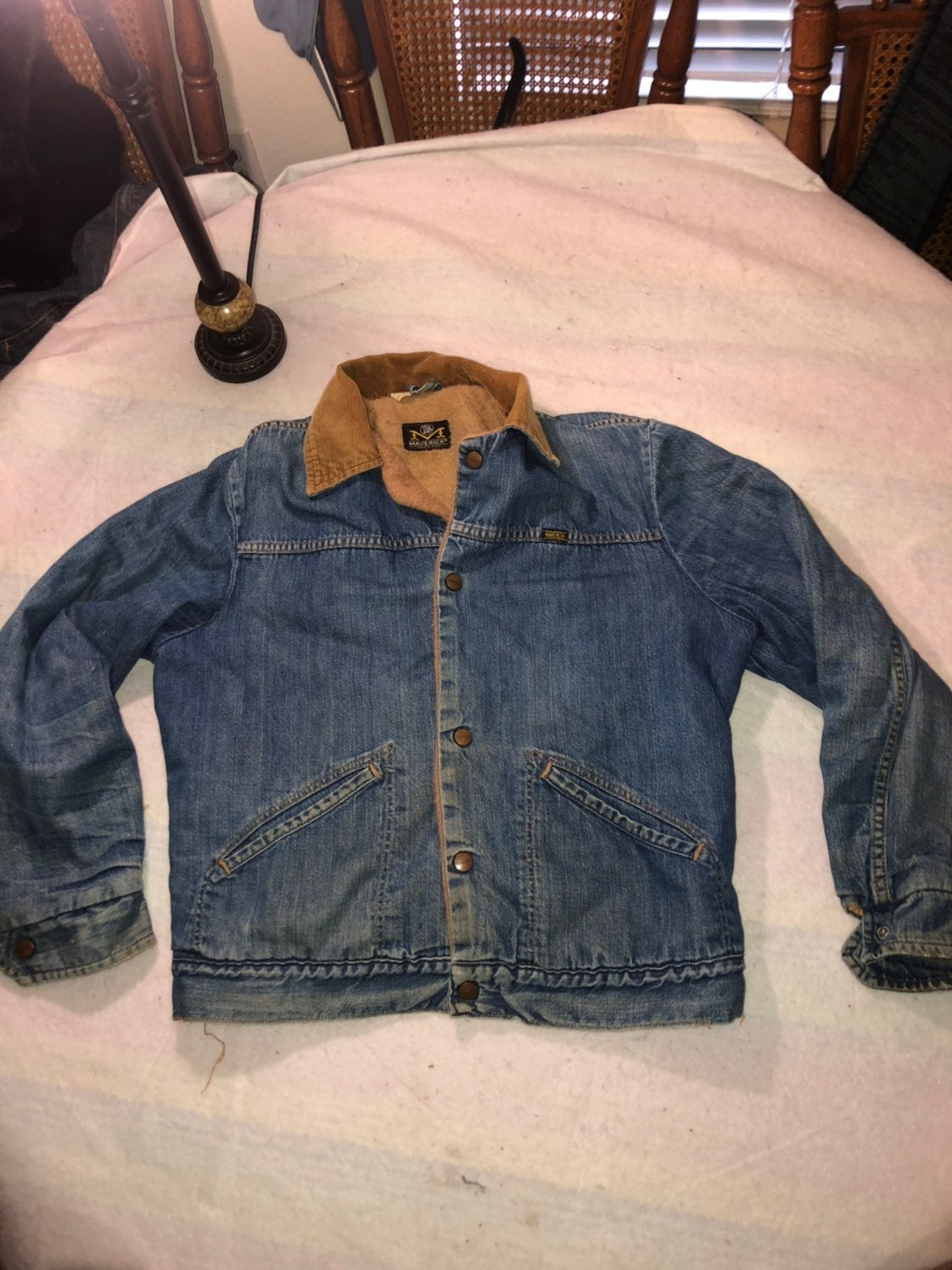 Maverick Jean Jacket size 40