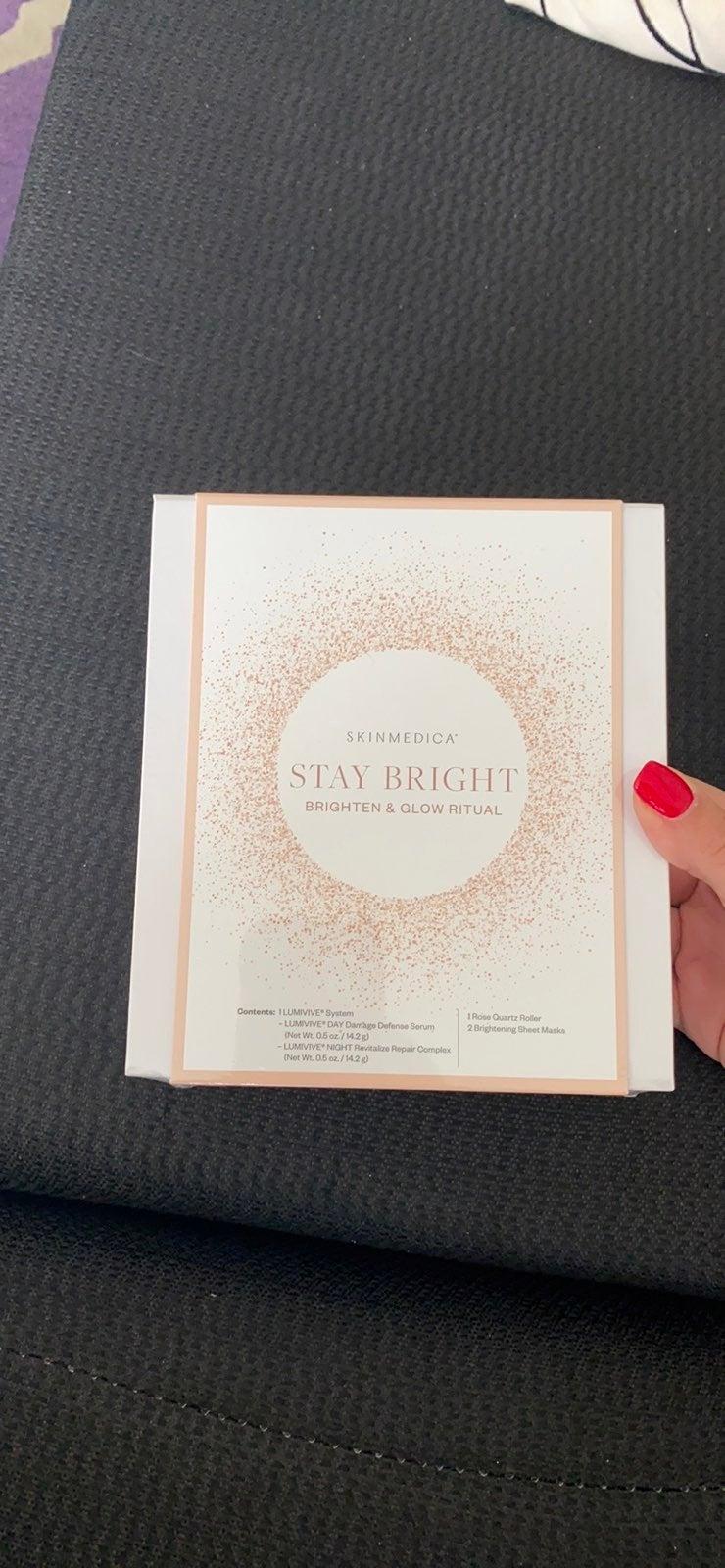 SkinMedica Brighten & Glow Holiday Kit