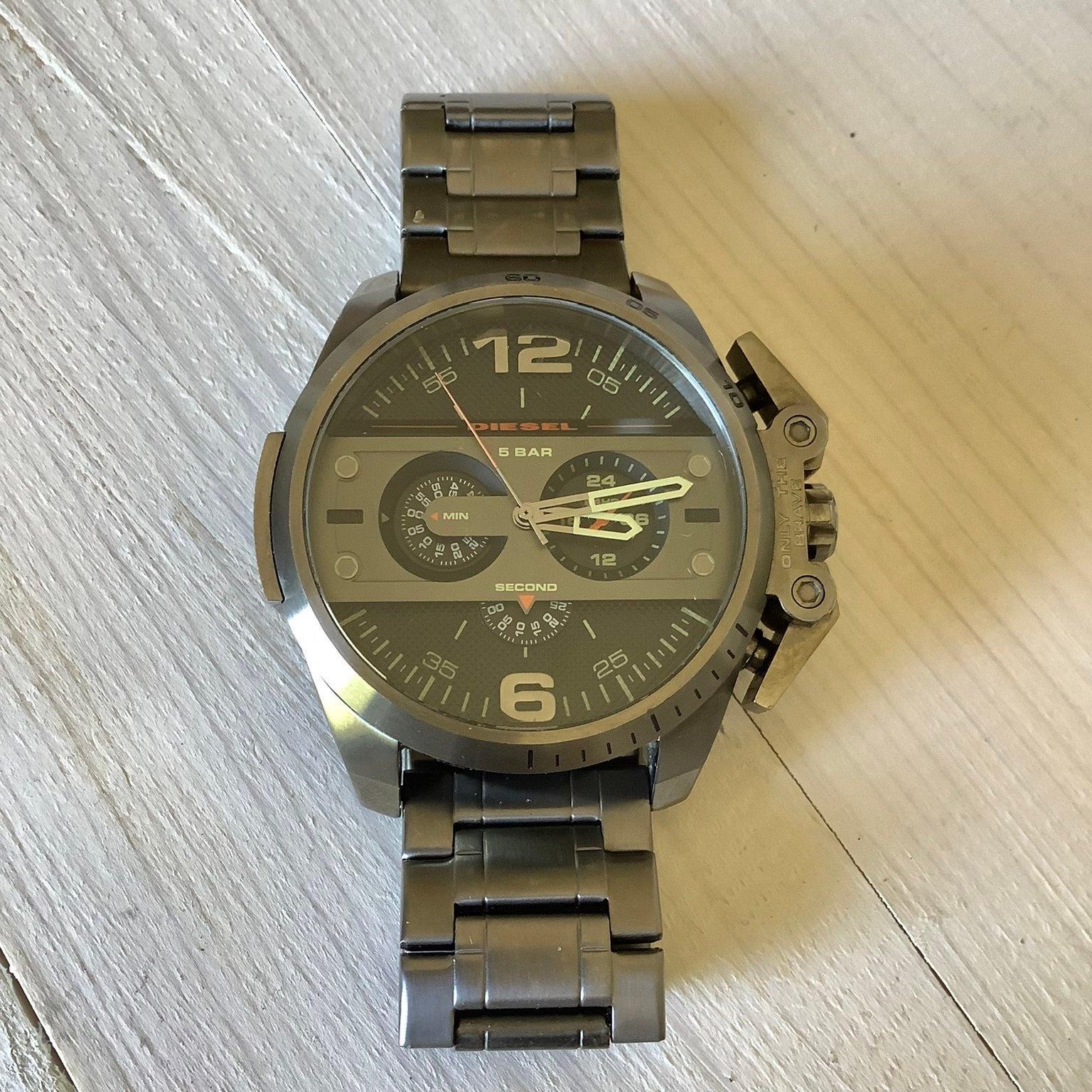 Men's Diesel Only the Brave Watch