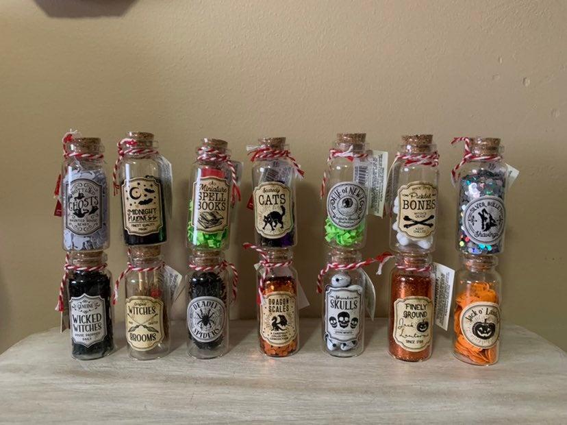 Target Potion Bottles (full set)