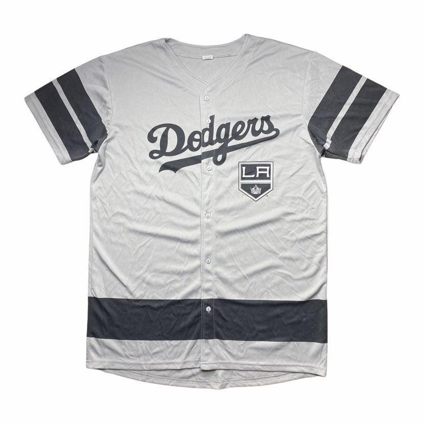 LA Dodgers and Kings baseball Jersey
