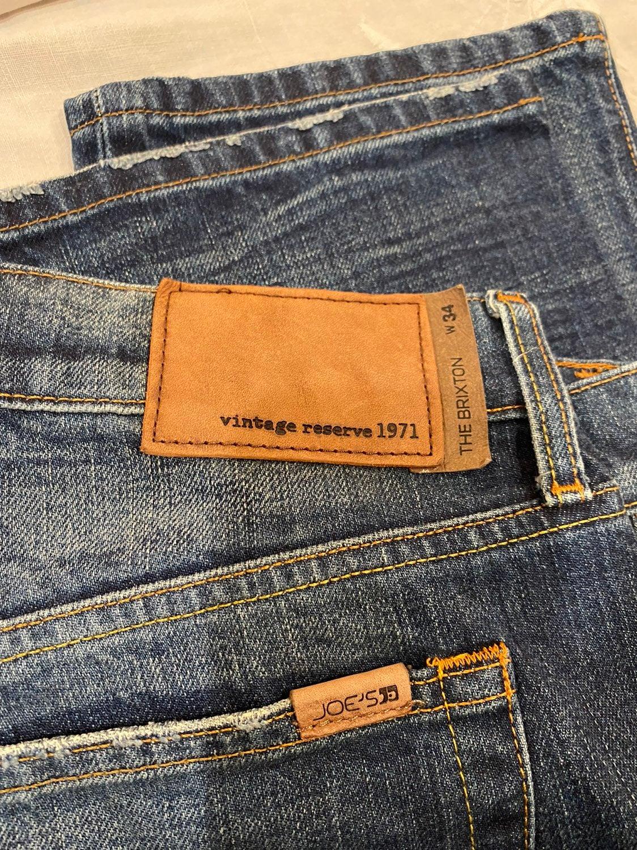 Joe's Jeans The Brixton men's 34