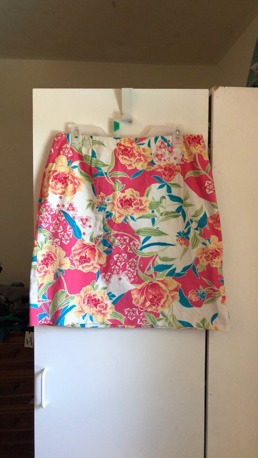 Carolina Blues Skirt