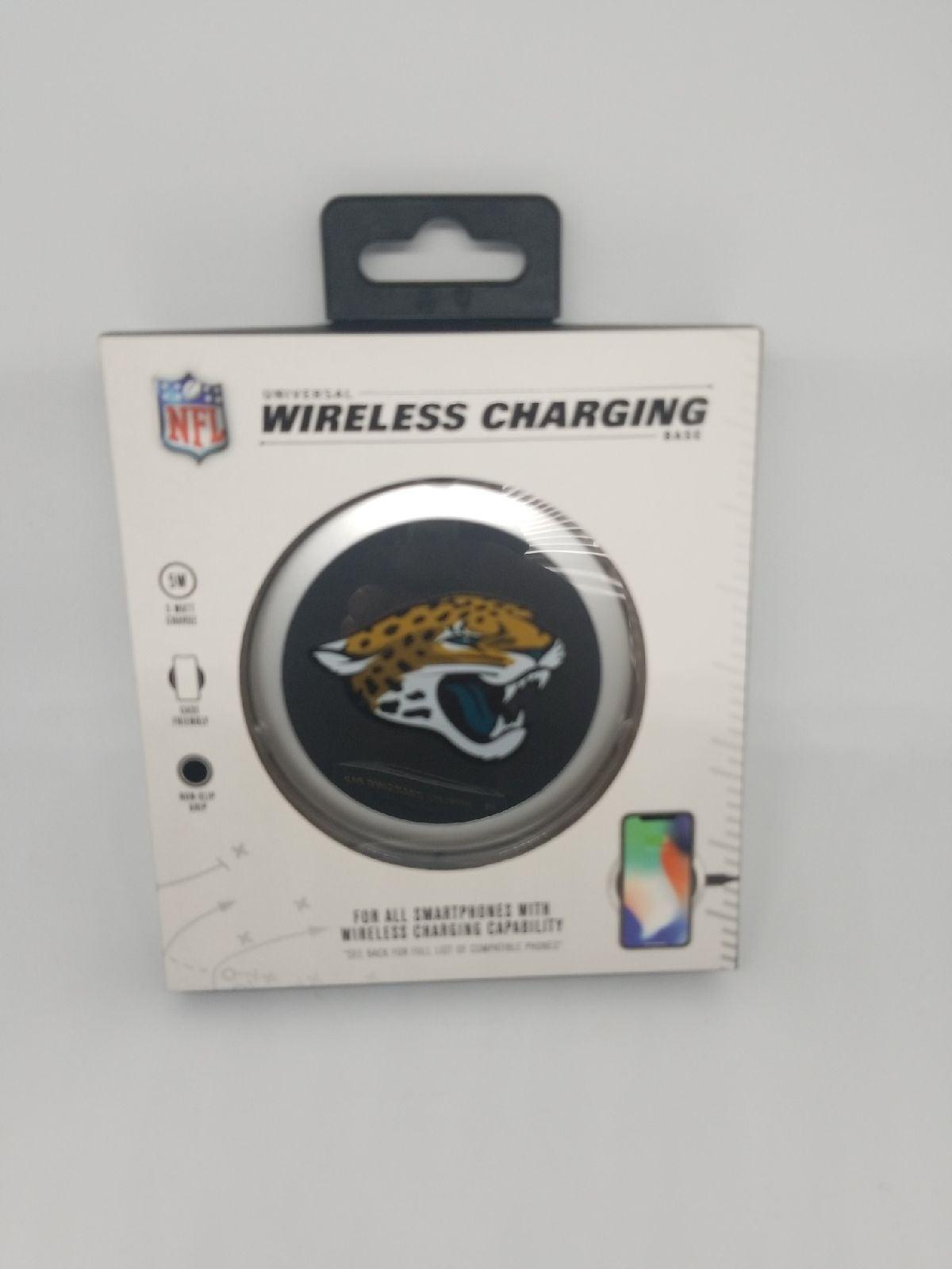 Jacksonville Jaguars Wireless Charging B