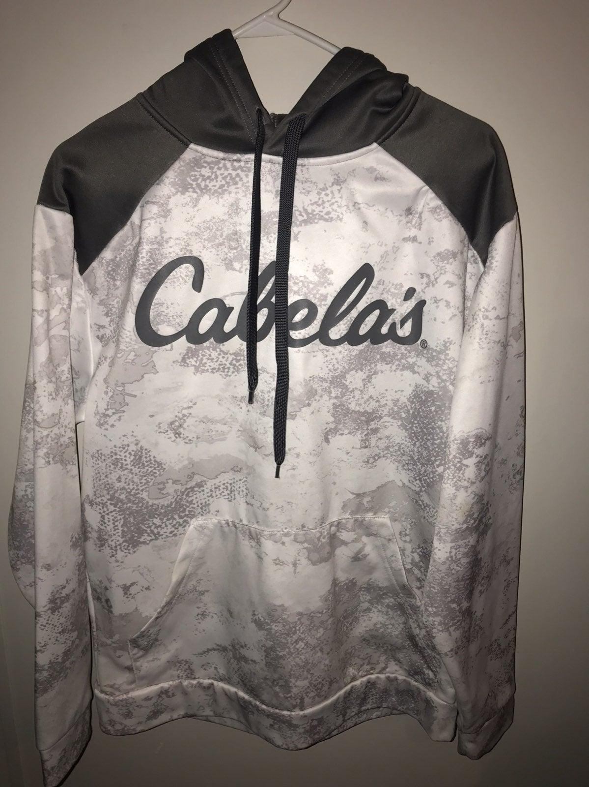 Cabela's hoodie