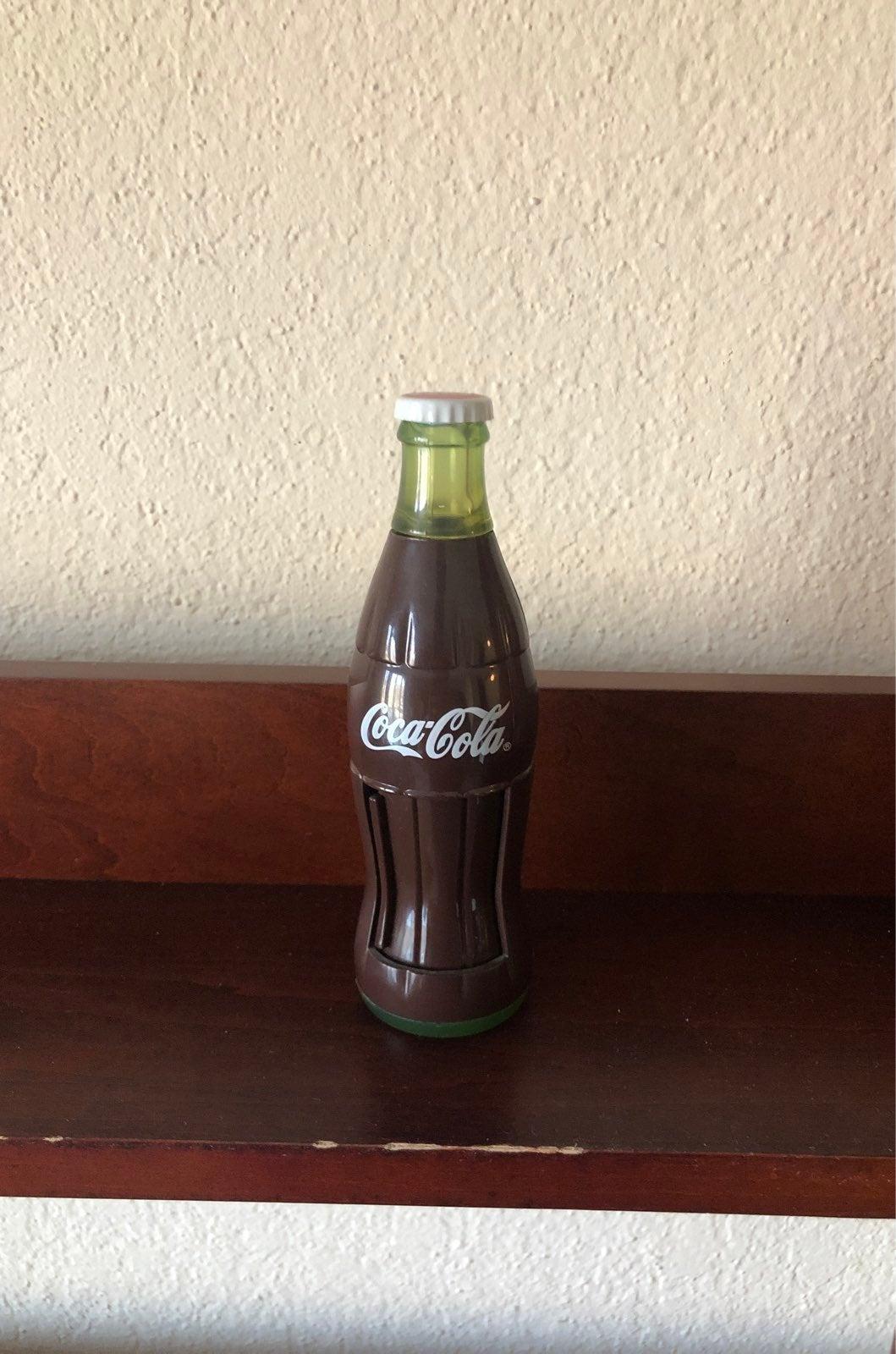 Coke windup toy