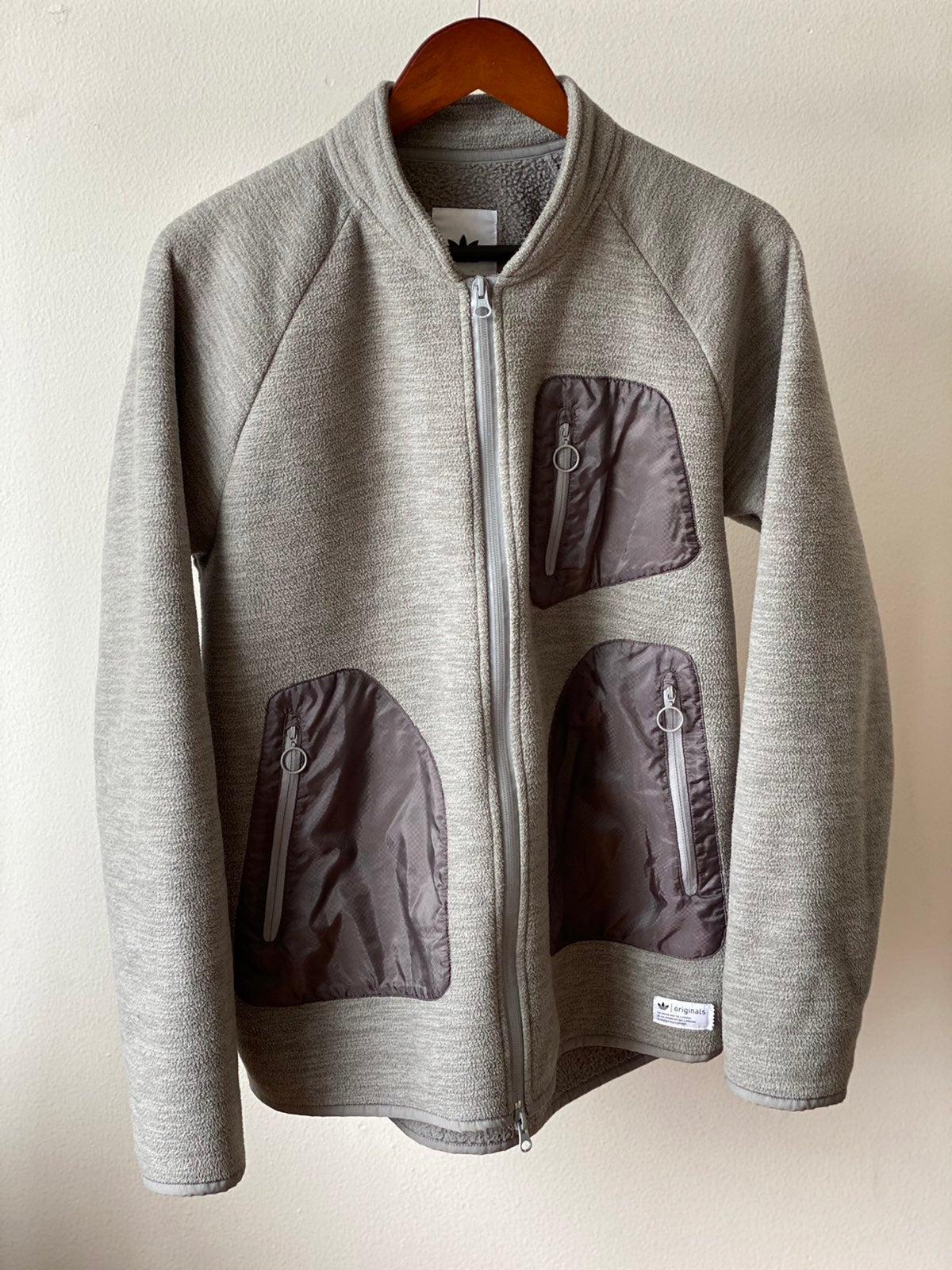 Adidas Full Zip Sweater Sz M