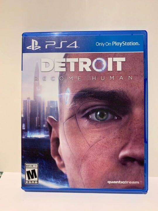 Detroit-Become Human Playstation 4 game