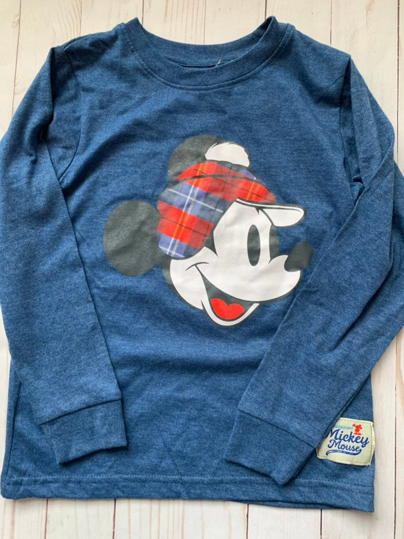 Mickey mouse long sleeve T-shirt 5T
