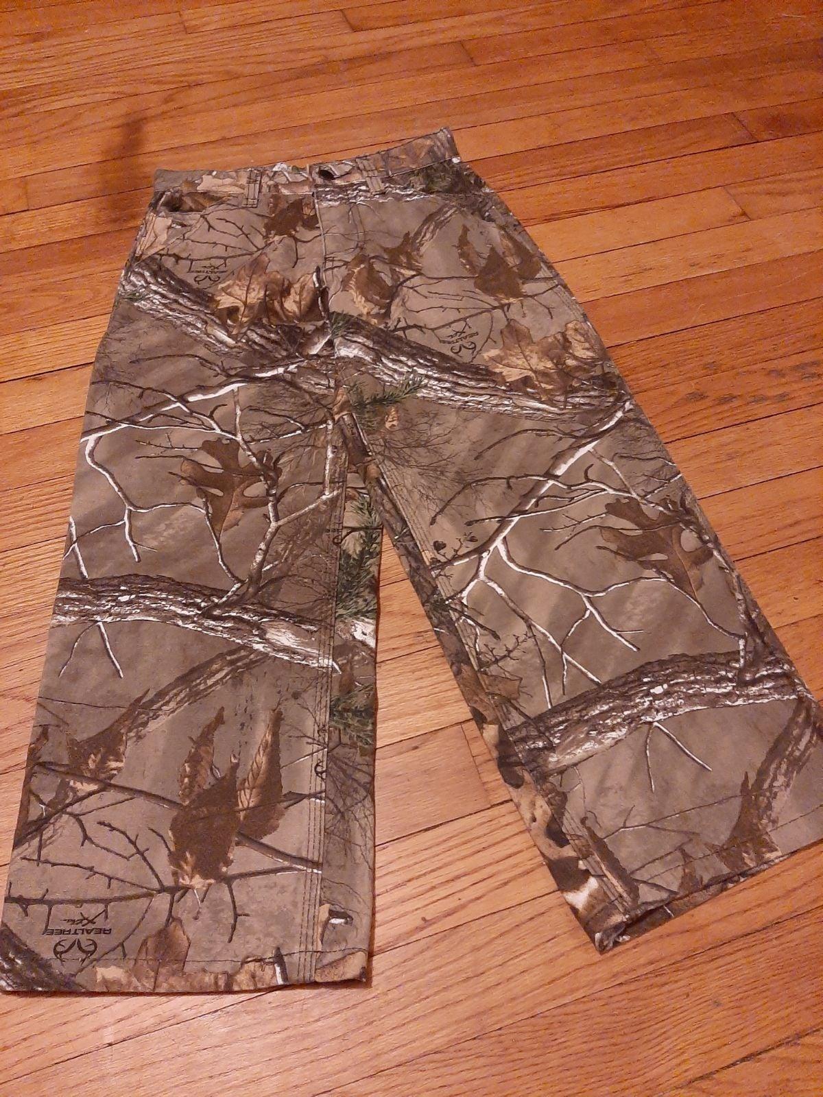 Carhartt pants boys size 8