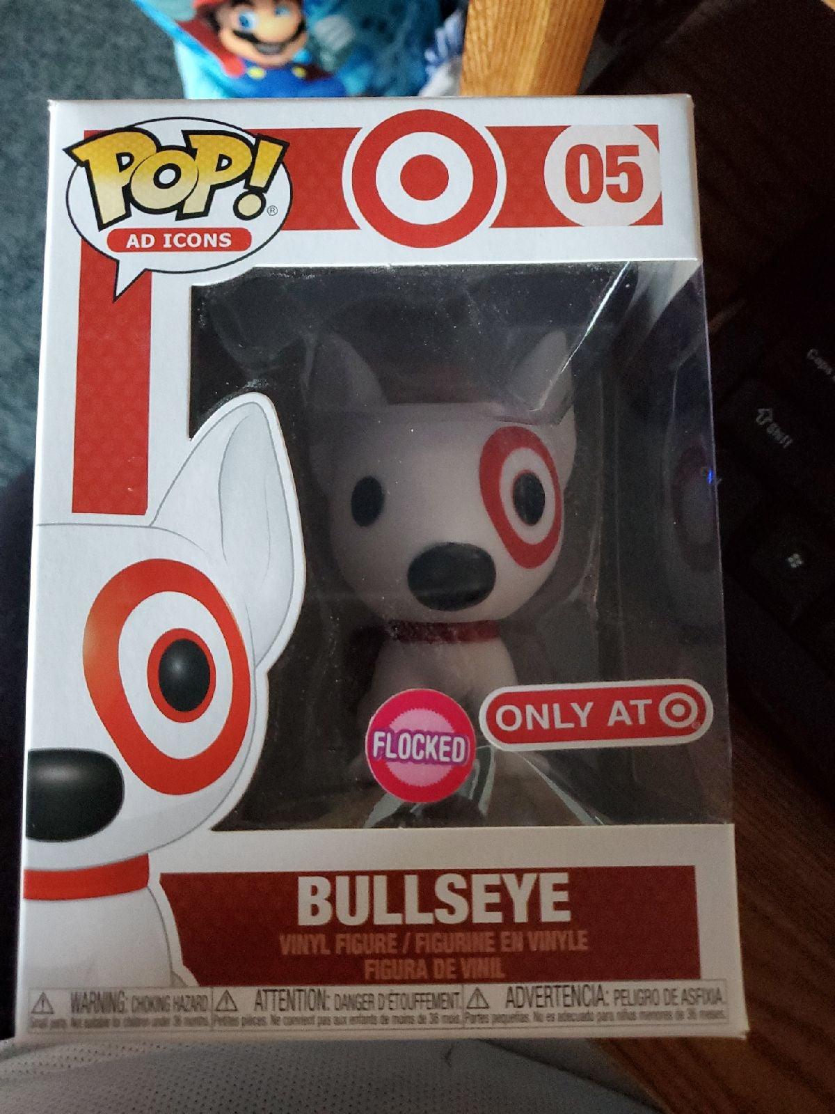 Bullseye Funko Pop