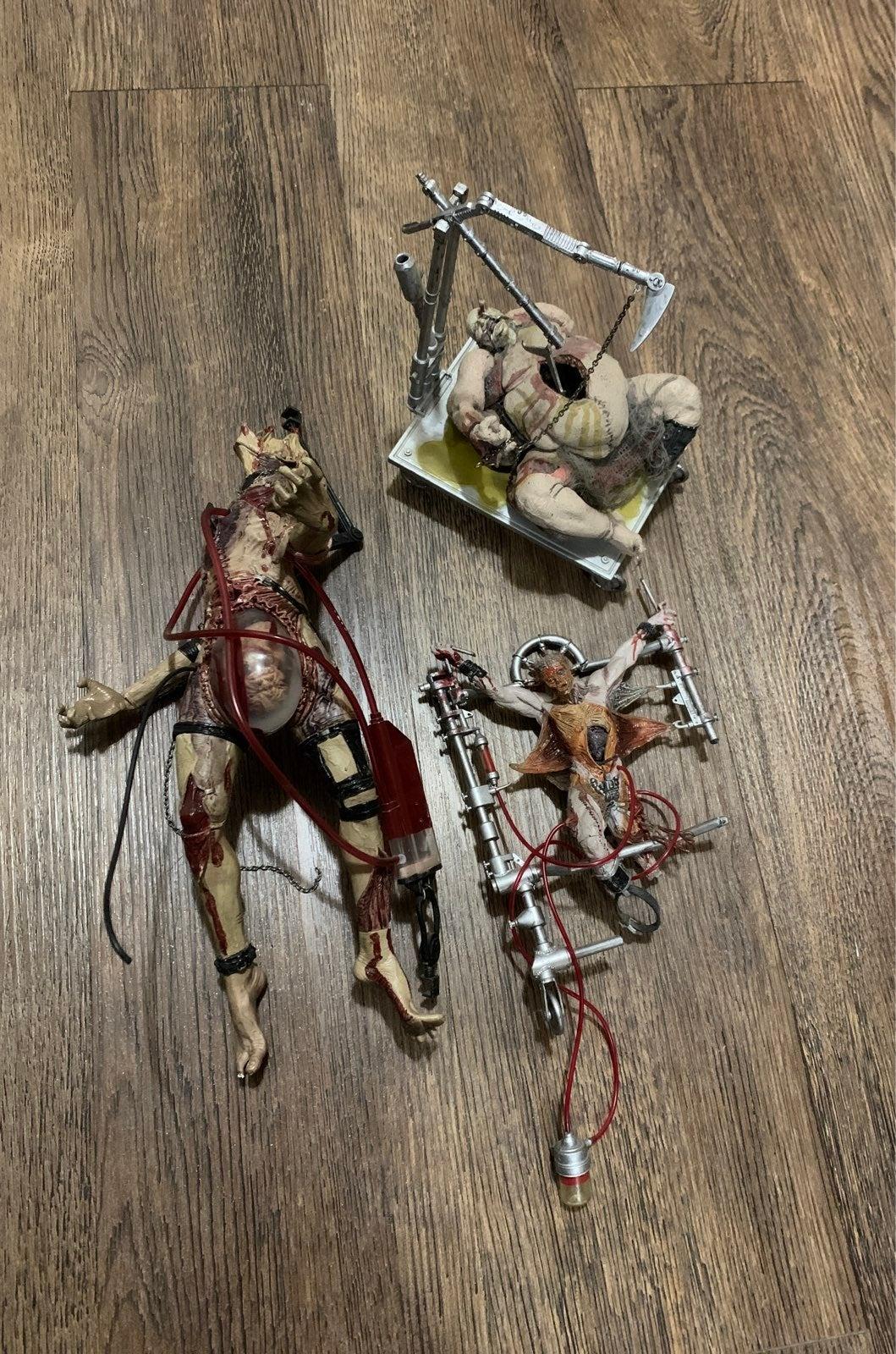 Tortured souls lot