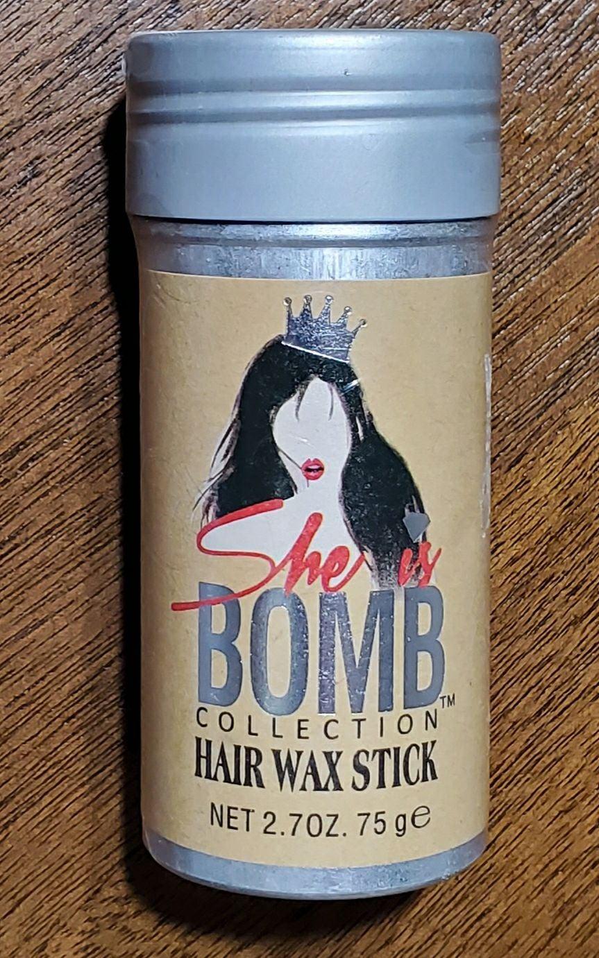 she is bomb edge stick wax