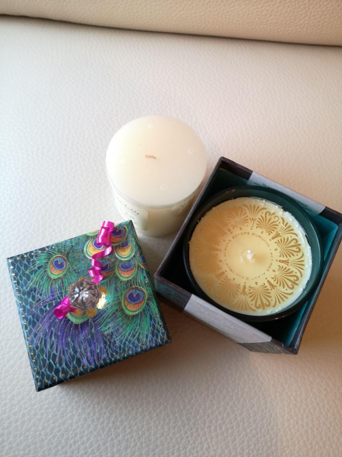 Ambre Bougie Parfumée Candle