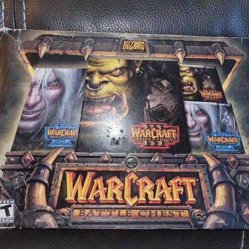 world of warcraft battle chest games
