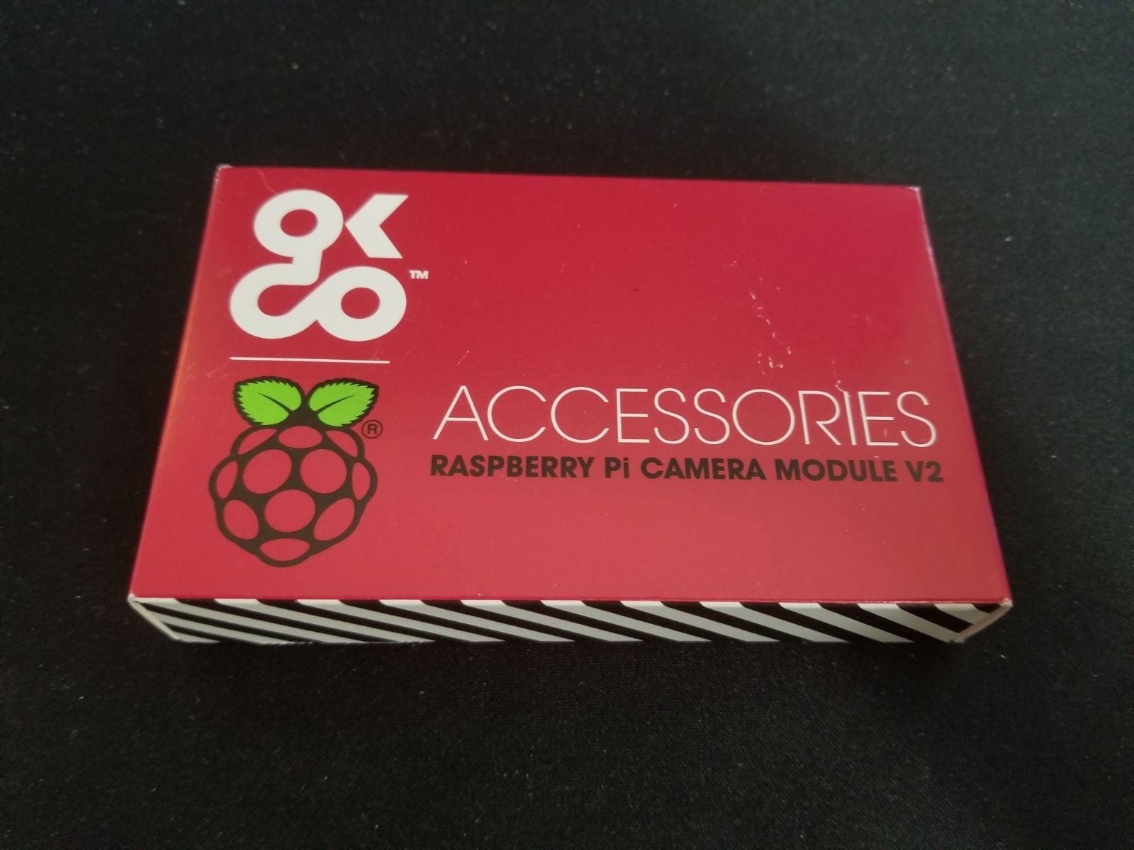 Raspberry Pi Camera Module V2 - NEW