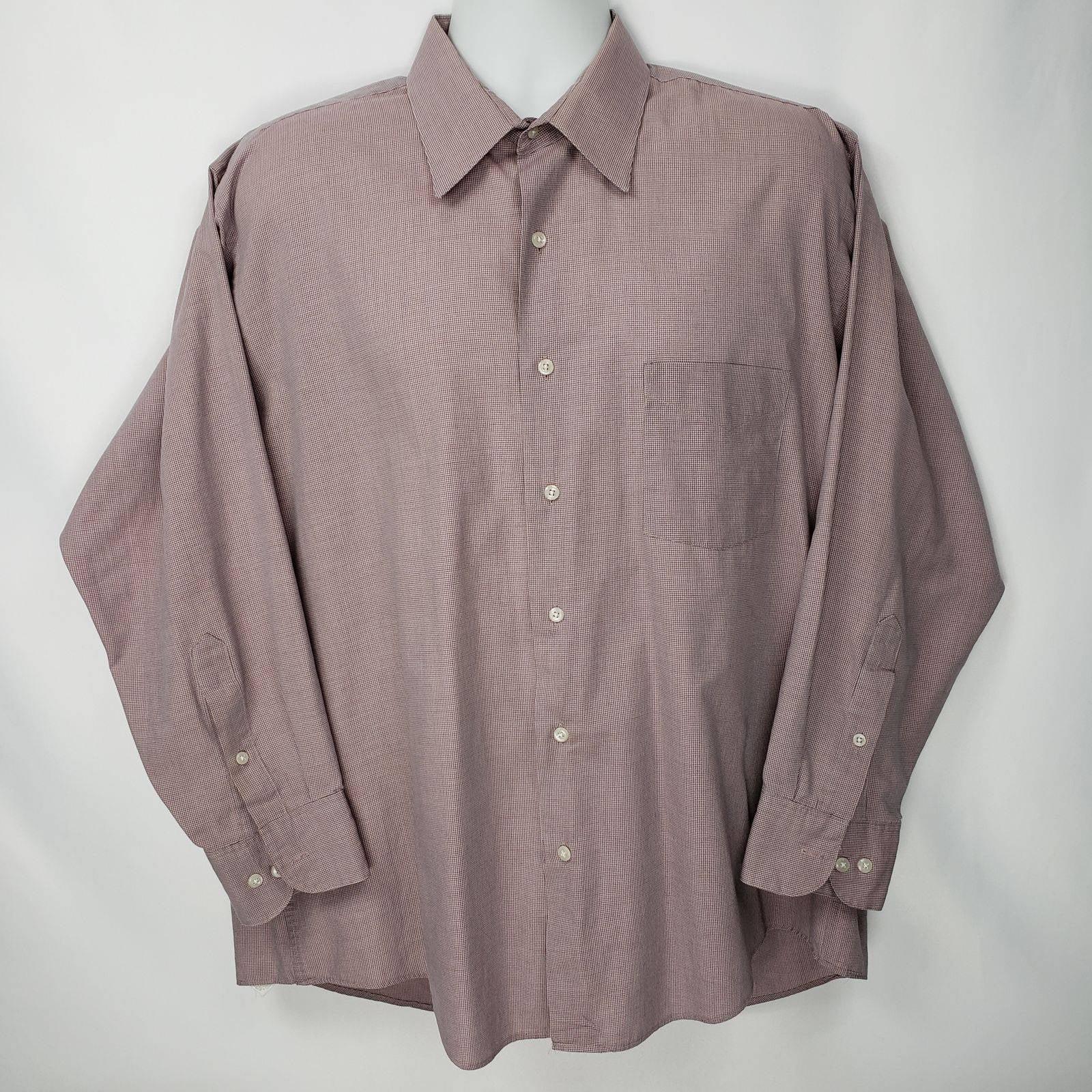 Barrington 17 Lt. Purple Dress Shirt