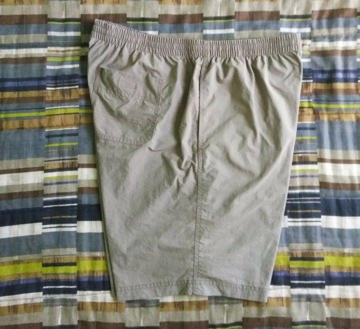 Reebok Elastic Waist Drawstring Shorts