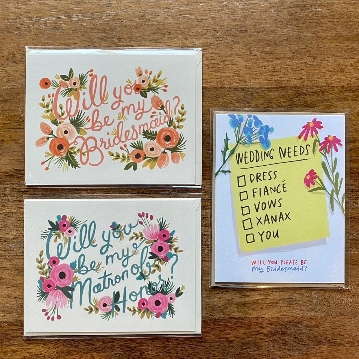 Greeting Cards (bridesmaids)