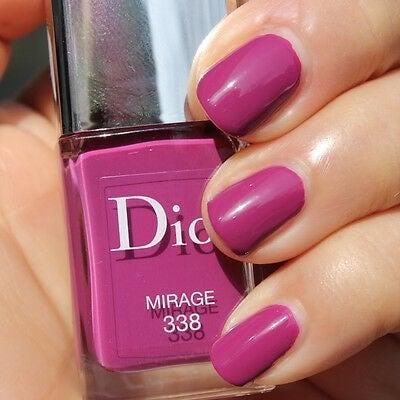 Dior Nail Polish MIRAGE 338