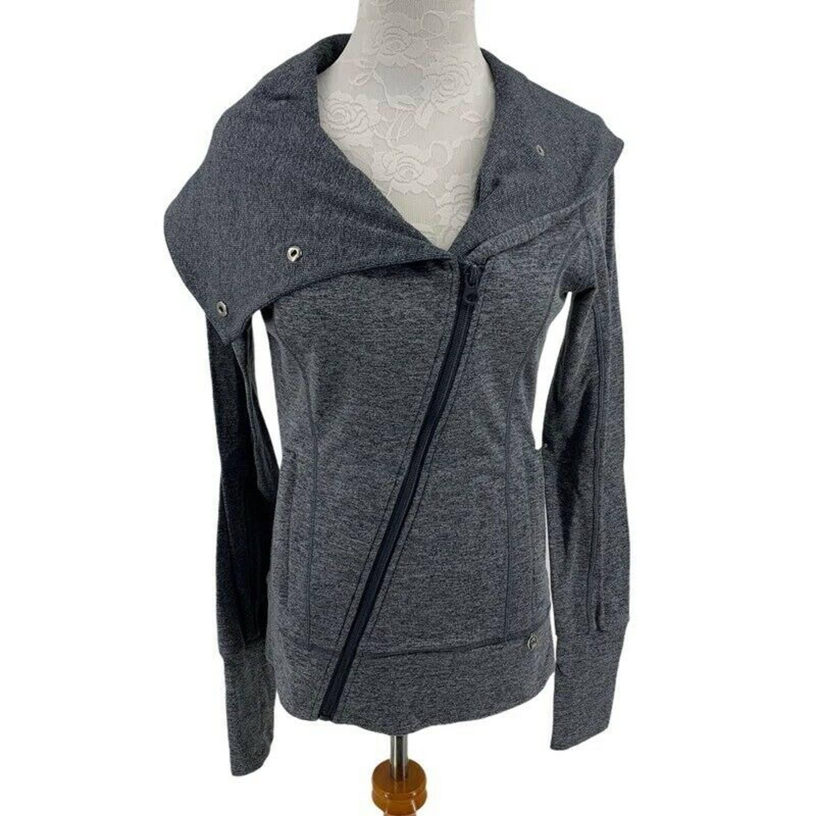 Lorna Jane Christie Excel Zip Jacket XS