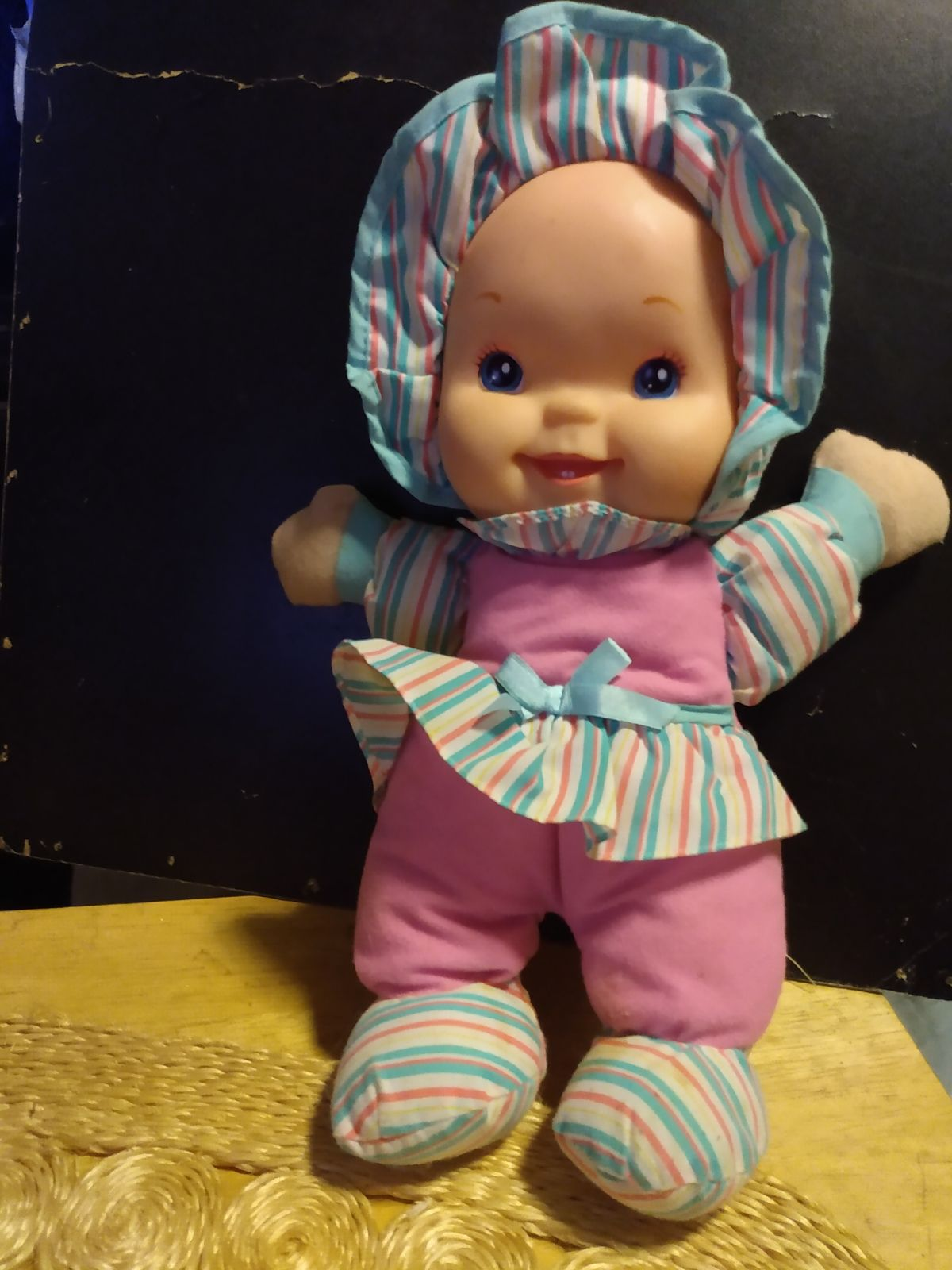 Laughing Soft Giggling Doll