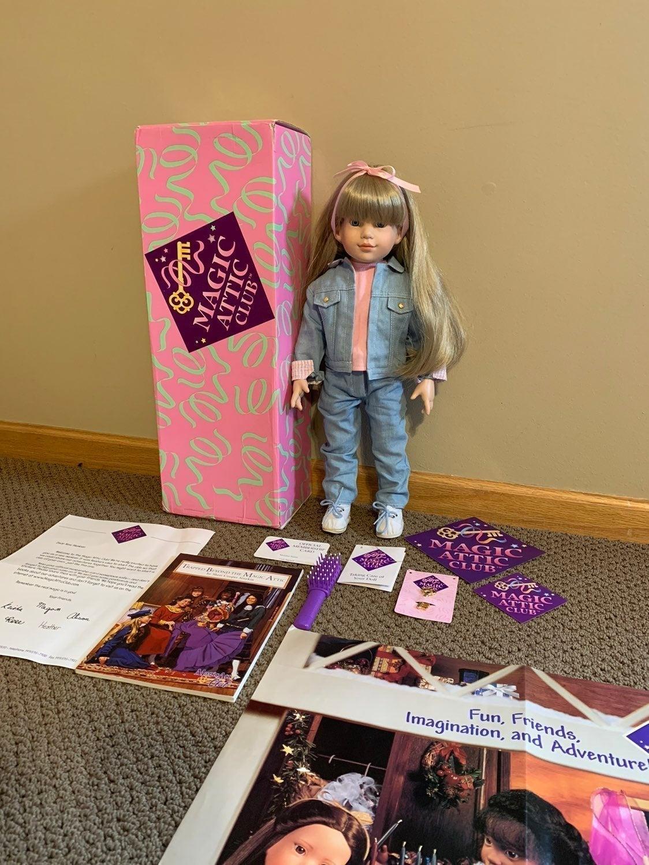 Magic Attic Club doll Alison
