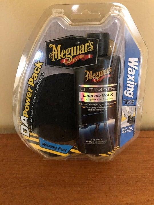 Meguiars DA Power - Ultimate Liquid Wax