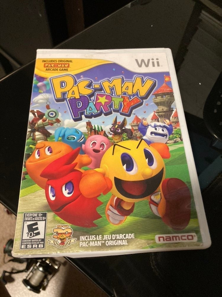 Pac-Man Party on Nintendo Wii