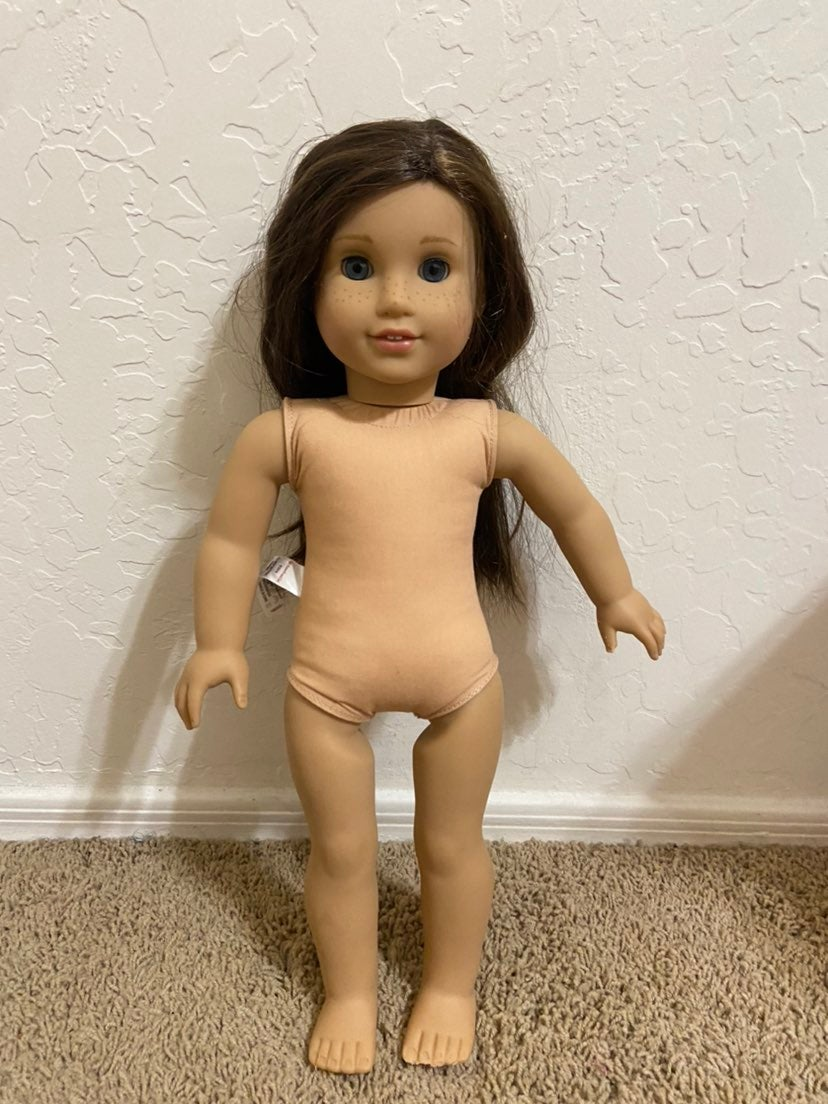 American Girl TLC grace doll
