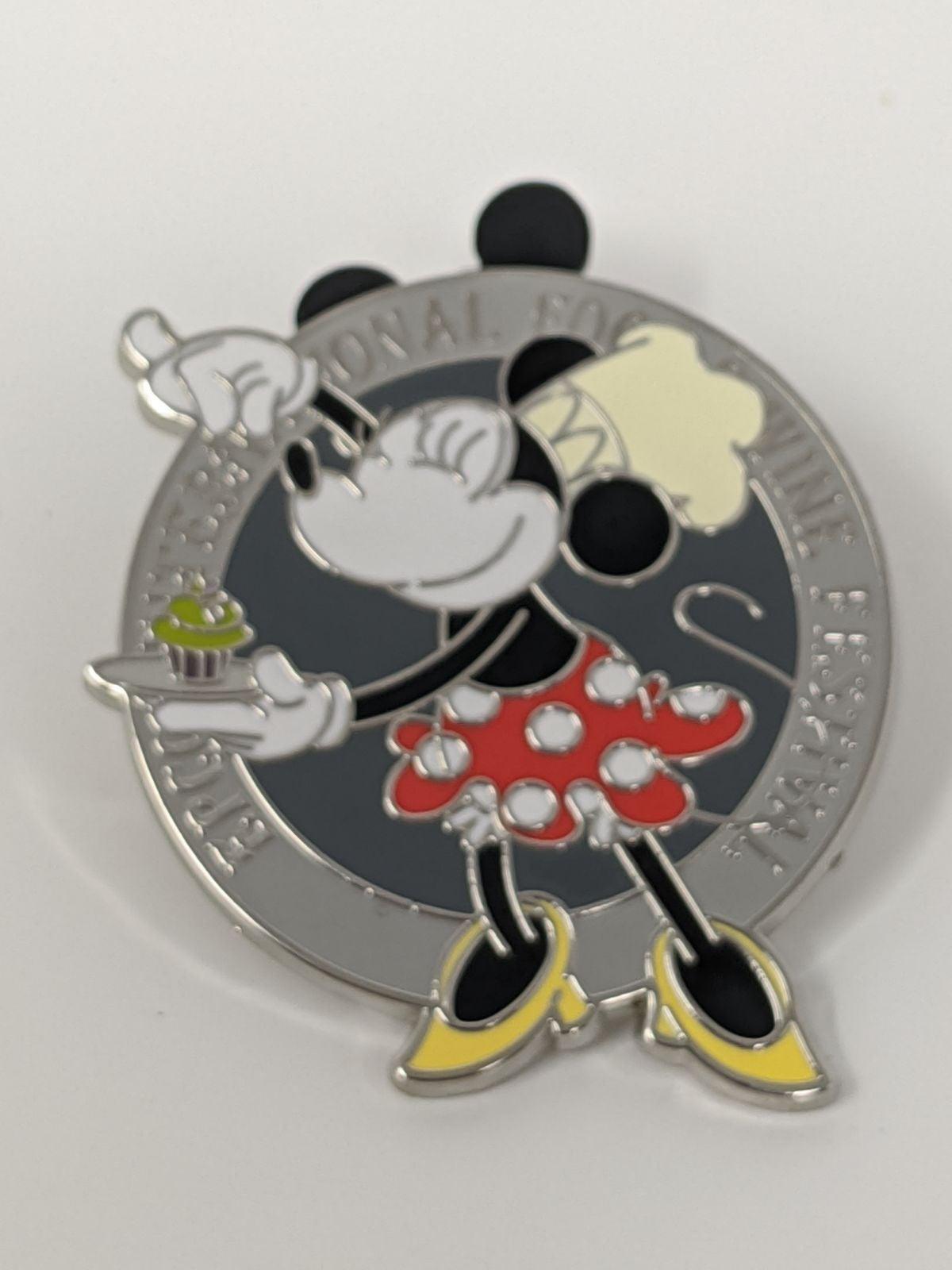 Minnie Taste Your Way Around the World