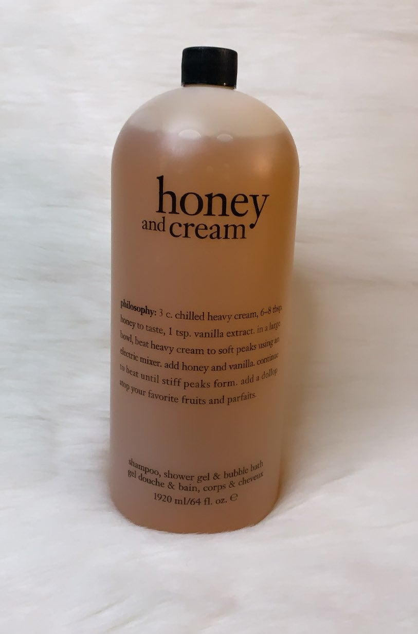 Philosophy Honey And Cream Jumbo 3-in-1