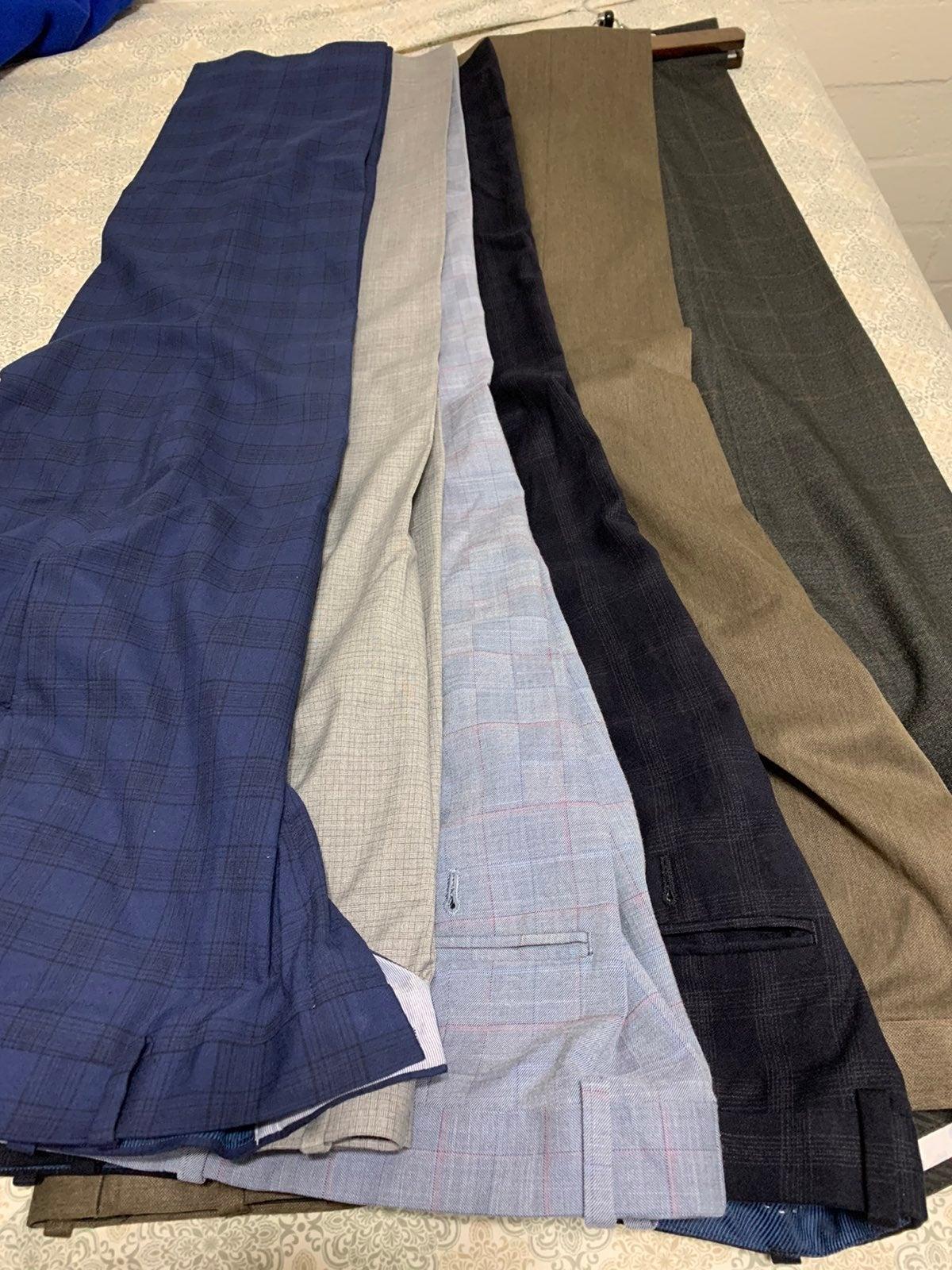 6 Perry Ellis Dress Pants