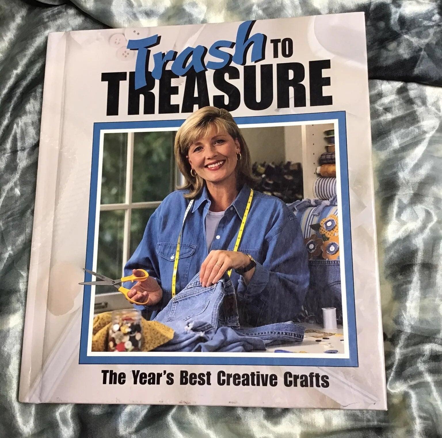 Trash to Treasure crafting book