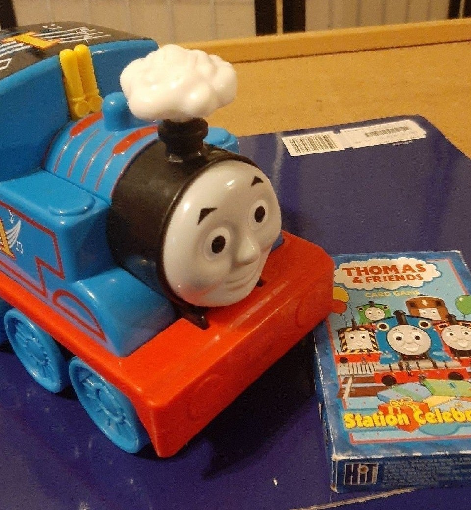 Thomas Rolling Melodies and Station Cele