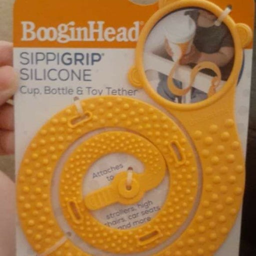 Silicone grip for cups, bottles and toys