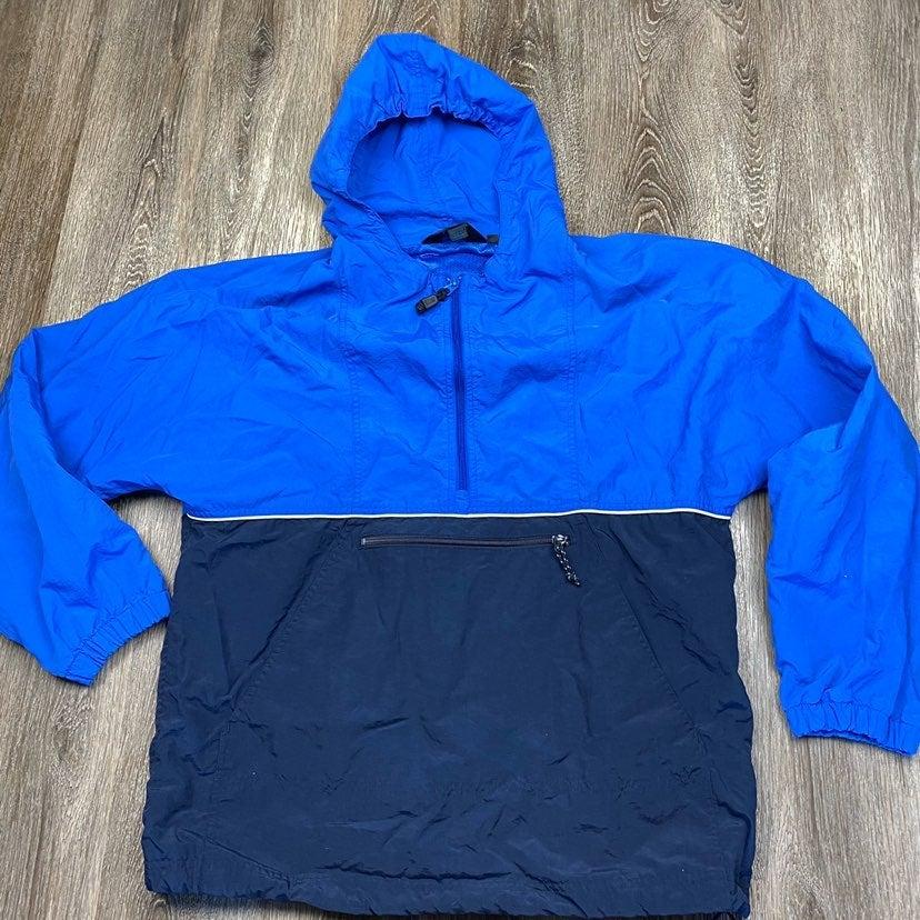 Vintage Jcrew pullover jacket
