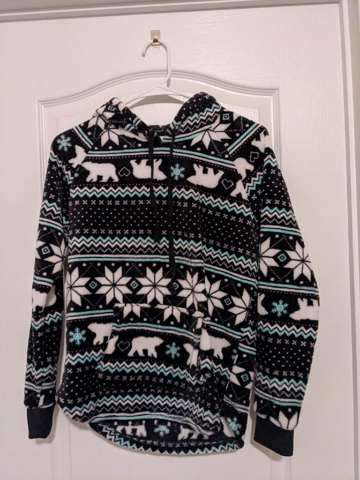 Women's Juniors S Fleece Type Pullover