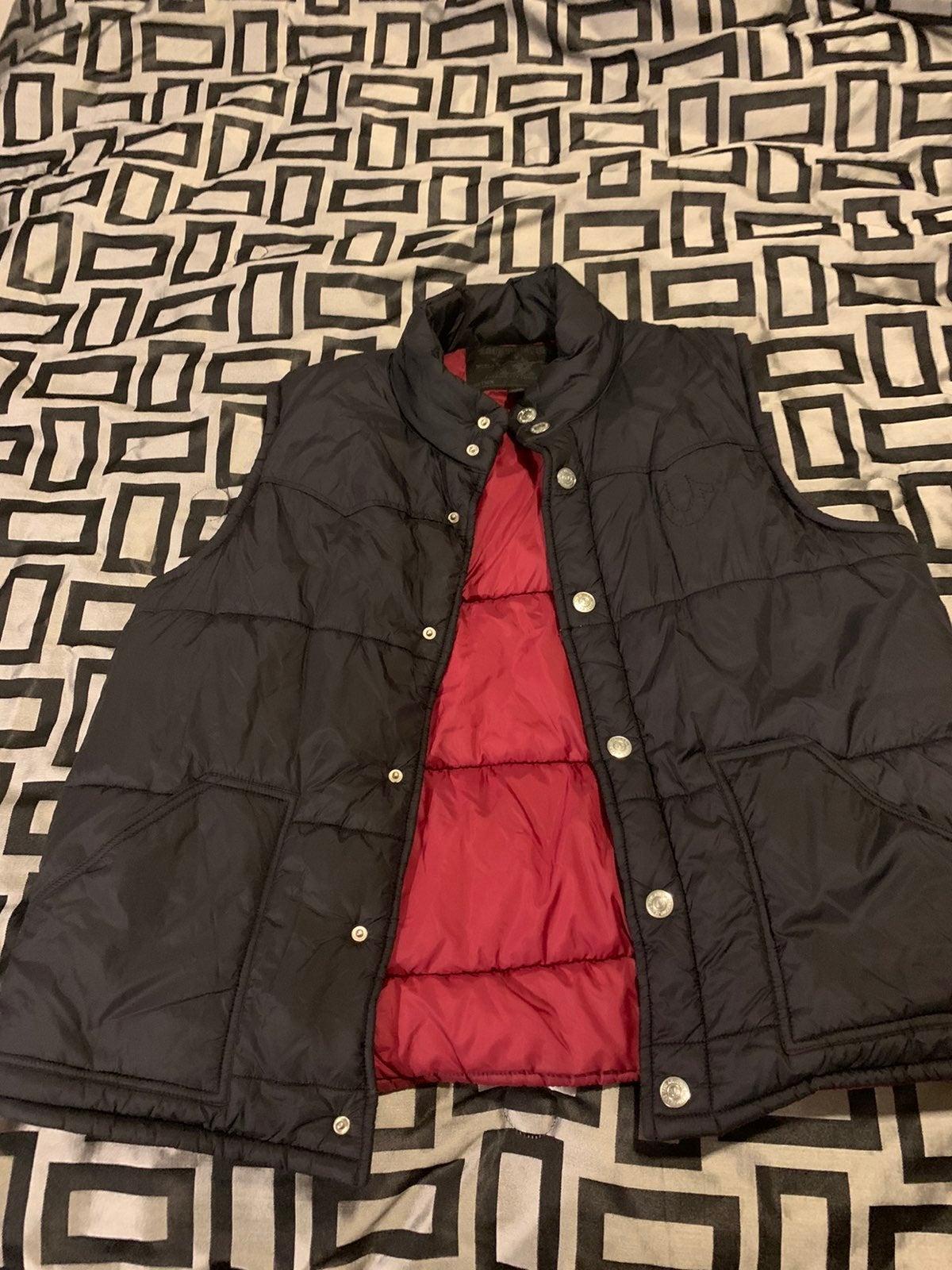 True Religion Puffer Vest