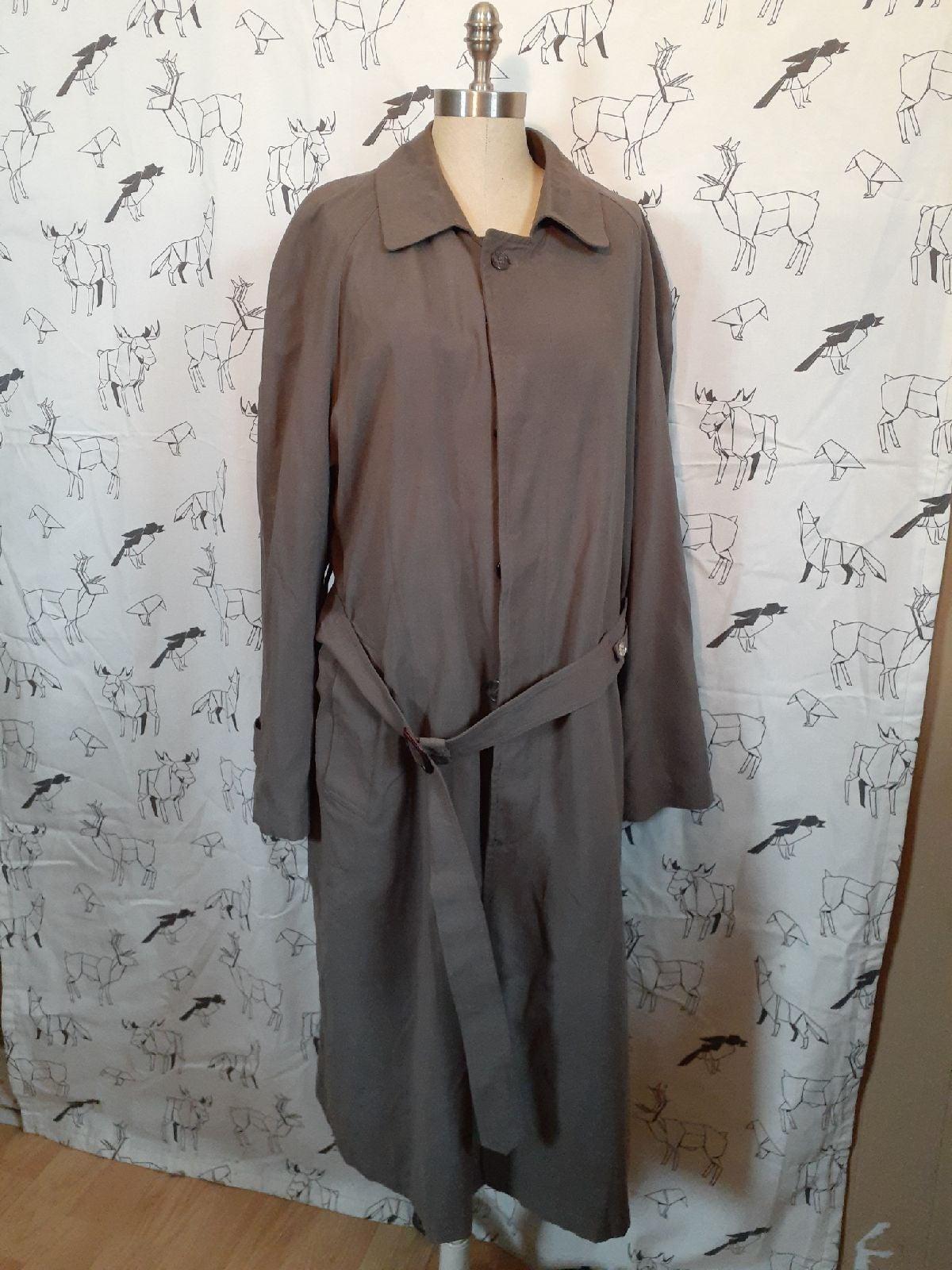 Christian dior Monsieur Trench Coat 38r