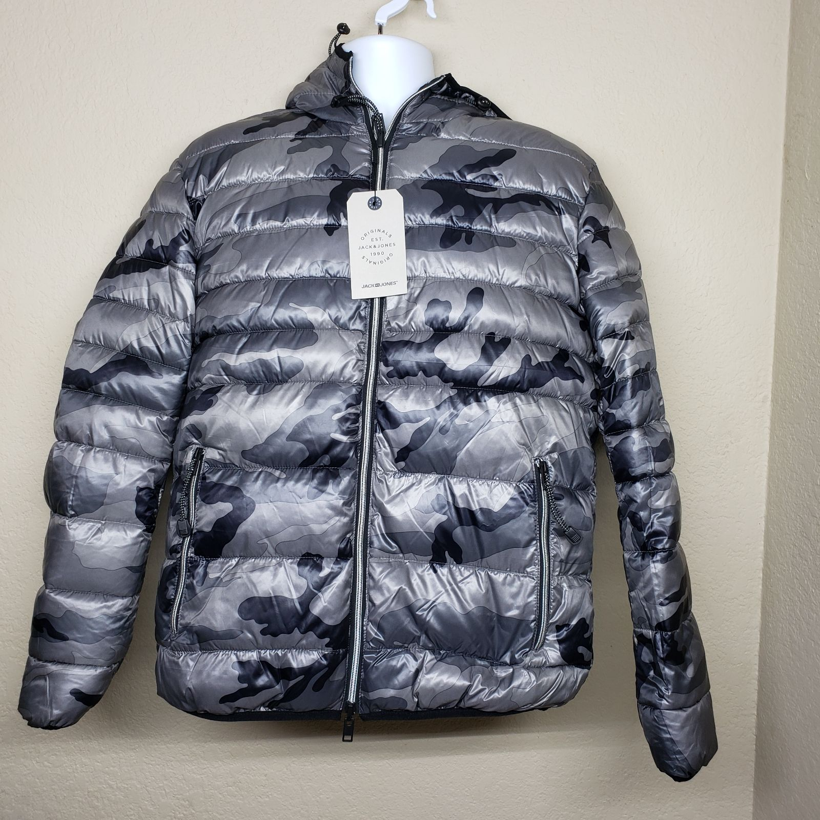 Jacket Jack & Jones Reversible Originals