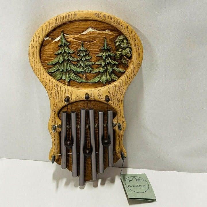 Deer Creek Designs Door Harp Chimes